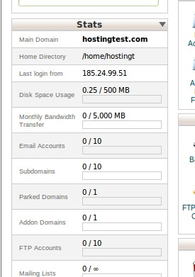 How can I analyse my bandwidth in cPanel?   Tsohost Knowledge Base